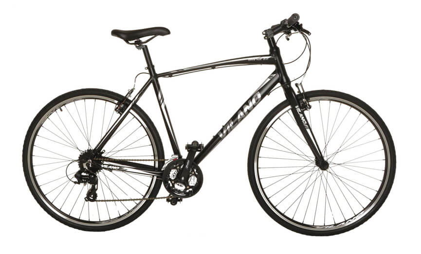 700c Vilano Diverse 2.0 Performance Hybrid Bike