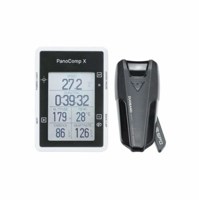 Topeak PanoComp X Bluetooth Smart Wireless Cycling Computer w/Speed/Cadence - TPB-CSC02-B1